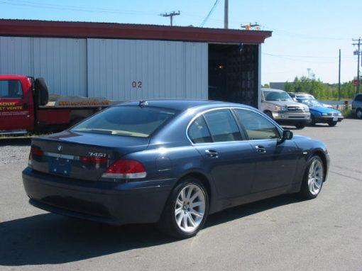 BMW 745-I