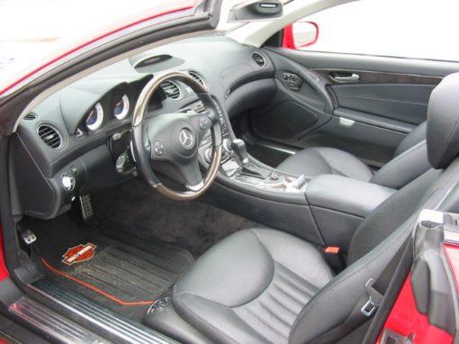 Mercedes SL550 AMG 15-016